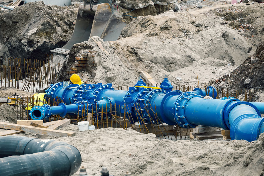 Water System Pipe